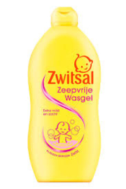 Zwitsal zeepvrije was gel 200ml