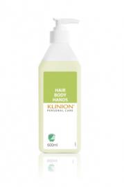 personal care  Hair Body Hands ( klinion ) 600 ml
