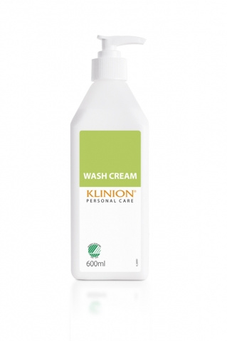 Klinion Personal Care Wash Cream 600ml