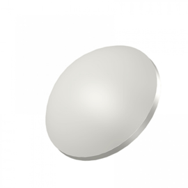 Crystal Cream Pearl half rond