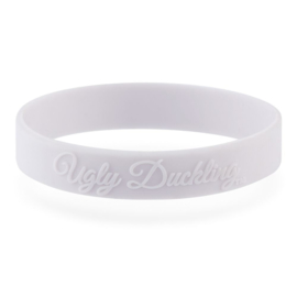 "Armband ""Ugly Duckling"" lichtpaars"