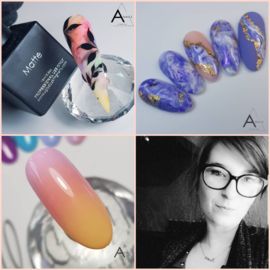 Allround Nailart Workshop by Anja Faut 18 sept