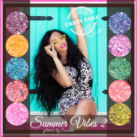 Summer Vibes Glitters by Janetta 2