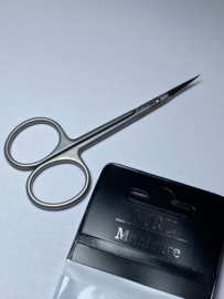 Russische Manicure Schaar matt with hand Individual Sharpening