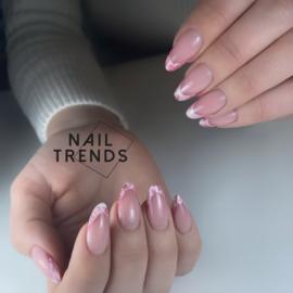 Online Training Salon Almond Reverse Inlay Level 2 @9 april 14.00