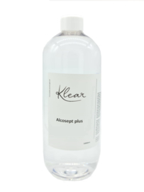 Klear Alcosept Plus 80% Alcohol