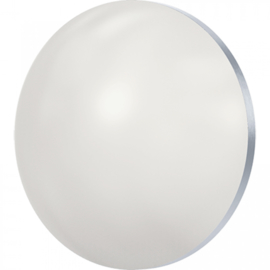 Crystal WhitePearl half rond