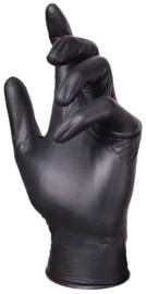 Nitril handschoenen poedervrij Glove plus Prime Zwart