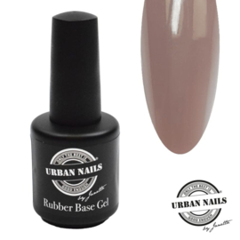 Urban Nails Rubber Base Taupe 15 ml