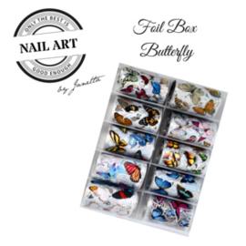Foil Box Butterfly