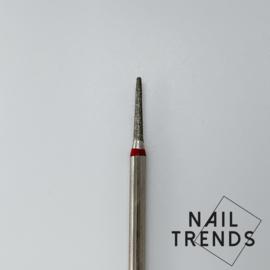 Manicure Bitje 12mm rood