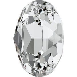 Oval Fancy Stone - Crystal