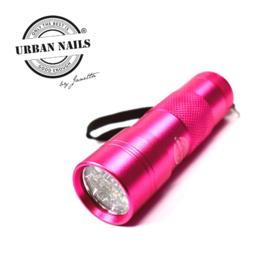 Zaklampje LED UV | Roze