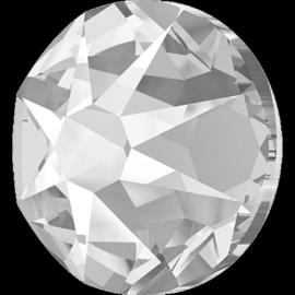 Swarovski Crystal  - platte achterkant