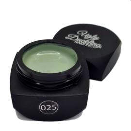 Potted Color Gel #025 mint groen