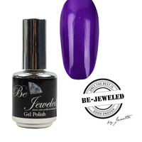 Be Jeweled Glass Gel Polish TG04
