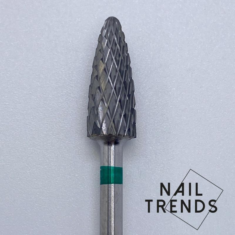 Groene Ton bit LINKS HANDIG gel/acryl verwijderen