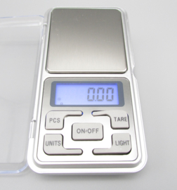 Pocket Scale MH-500, scale, weighs up to 2 decimal places