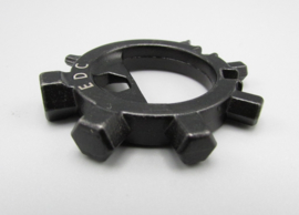 EDC gear - Multitool ring zwart