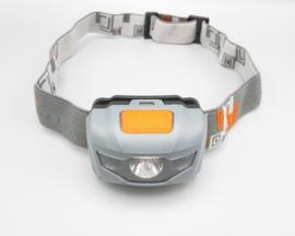 YYEDC - LED headlight - LED lamp for the head, gray