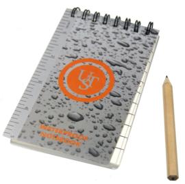 UST Waterproof Notitieblok - 76x133 mm ♦