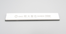 ADAEE sharpening stone - grain 2000 with base