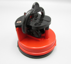 FGHGF SF342 - knife sharpener with suction cup for attachment - red