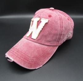 Marib Baseball cap - rood