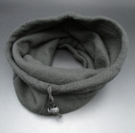 Muts & kraag / sjaal - zwart, nr.1