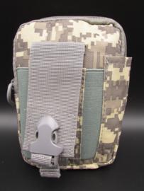 Cycle Zone tas - heuptas- camouflage kleur, nr.3