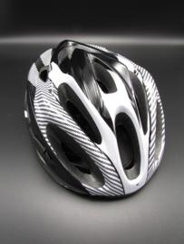 Bicycle helmet - grey
