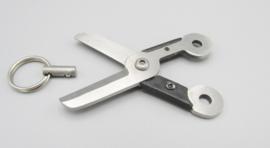 Survival-Tools Miniatuur schaar