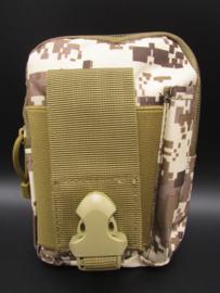 Cycle Zone tas - Heuptas - camouflage kleur, nr.4