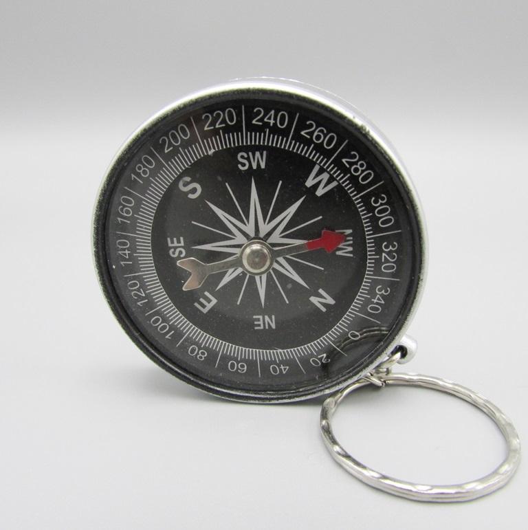 RF77 - Kompas voor aan sleutelbos