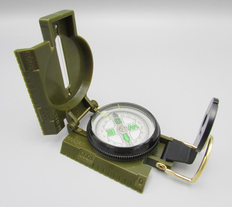 Robesbon -Lensatic compass - kompas