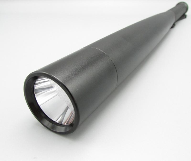 Lance security - HW1429A1 - baseball bat flashlight
