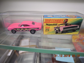Matchbox new, no 70 Dragster