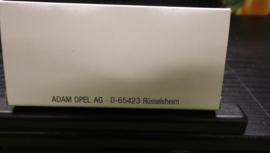 Opel Corsa,  Wit, 1:43