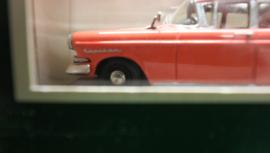 Opel Kaptáin. 1:43 Hauteville