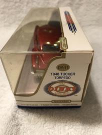 DY-11 1948 tucker Torpedo rood