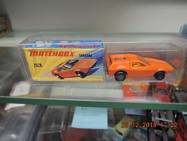 Matchbox, no 53 Tanzara