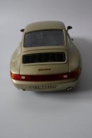 Porsche 911 Carrera, 1998, Burago, 1:18