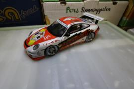Autoart - Porsche 911 (997) GT3 Cup Bloomberg - # 98 - Limited Edition 341 v/d 2000 stuks