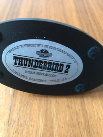 Thunderbird 2 Pewter (thunderbirds are Go!!)