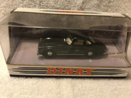 DY-12B 1955 Mercedes Benz 300 SL Gullwing zwart