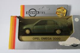 Opel Omega 3000 van Gama mini. 1:43