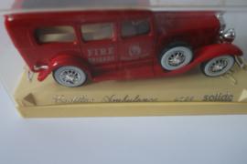 Brandweer modellen