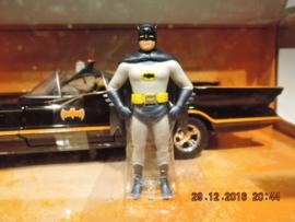 Jada, 1:24, Batman forever, Batmobile met Batman figuur.