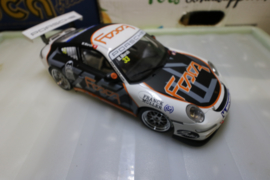 Autoart - Porsche 911 type 997 GT3 - PCCA Zhu Hai China 2006 Limited Edition # 33, 1108 v/d 2000 stuks.