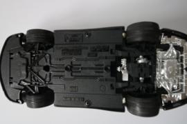 Porsche 996. zeldzaam, Mobil race car, Burago 1:18